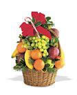 Fruit & Gourmet baskets from a St. Augustine Florist