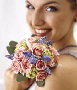 Wedding flowers, bridal bouquets, bridal flowers and flowers for your wedding in St. Augustine Florida.